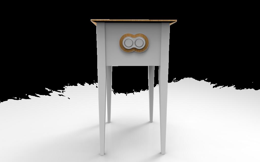 table+module+aromaclock